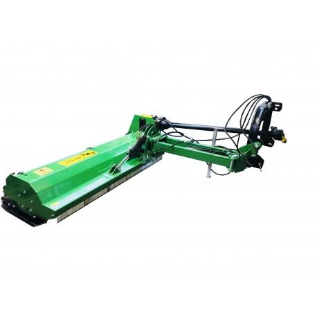 165cm Schlegelmulcher Mulcher Schlegelmähwerk Mähwerk für Traktoren