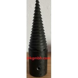 Holzspalter Kegelspalter Drillkegel 60 mm