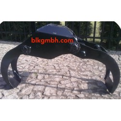 Forstgreifer Rückezange Holzgreifer Schlepper Bagger NEU Öffnungsmass: 85 cm