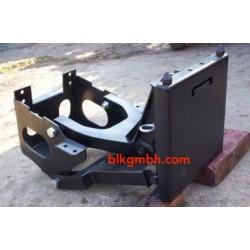 Schnellwechselplatte Schnellwechselvorrichtung SWV 500 FUMO