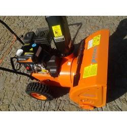 Schneefräse Neu mit 5 PS Benzinmotor