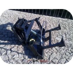 Schnellwechselplatte Schnellwechselvorrichtung SWV 350 Multicar M26