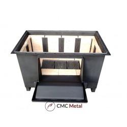 Holzofen Warmluftofen Hallenheitzung Ofen Werkstatt Holz