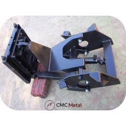 Schnellwechselplatte Schnellwechselvorrichtung SWV 500 Multicar M26